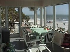 Vacation rental in Fort Myers Beach from VacationRentals.com! #vacation #rental #travel Vacation Rentals By Owner, Beach Vacation Rentals, Florida Vacation, Fort Myers Beach, Senior Trip, Ideal Home, Condo, Explore, Outdoor Decor