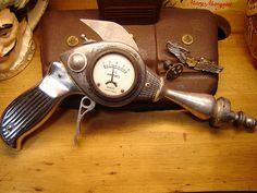 Steampunk Blaster by Tinkerbots, via Flickr