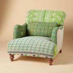 Sari armchair