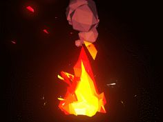 Stylized Fire                                                                                                                                                                                 More