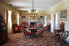 Historic Houses of California - Monterey - Monterey State Historic Park - Cooper-Molera Adobe - 1823