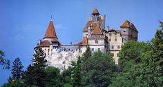 Bran Castle, Rumania places