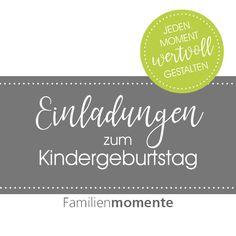 Einladungen Zum Kindergeburtstag Mit Dem Foto Ihres Kindes   Eine Bleibende  Erinnerung   Günstig Als Druck