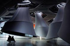 'm-city.european Cityscapes' Exhibition Architecture