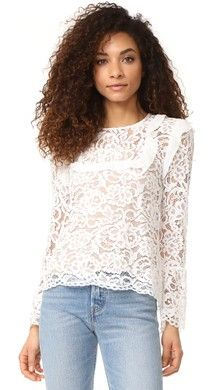 endless rose Embroidered Lace Top | 15% off first app purchase with code: 15FORYOU