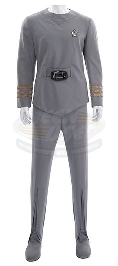 Star Trek: The Motion Picture / Captain James T. Kirk's Starfleet Uniform (William Shatner)