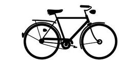 bicycle stencil - Google Search