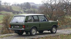 YCX348K Huddersfield Land Rover