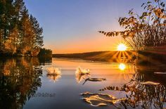 See how beautiful the nature of Finland looks like in different seasons! Life Is Beautiful, Beautiful Places, Beautiful Pictures, Landscape Pictures, Nature Pictures, Helsinki, Meanwhile In Finland, Amazing Nature, Nice View