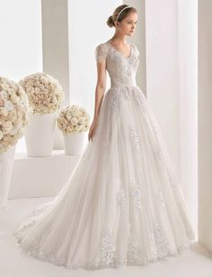 Wedding Dress M_1894