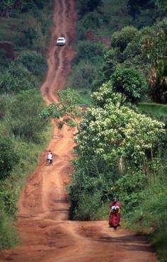 Kampala, Uganda photo by Carlo Chinca