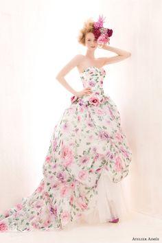 Atelier Aimée 2014 Wedding Dresses — Verde Tiffany Bridal Collection   Wedding Inspirasi
