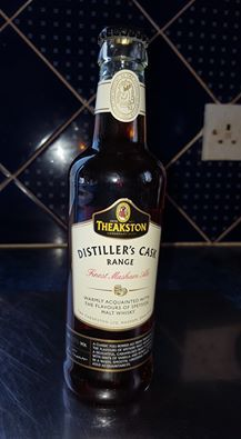 Theakstons AND scotch, what more could you want.