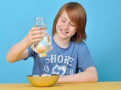 Experiment: Wasserdicht
