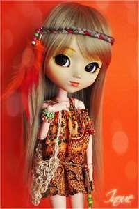 Boho Chic - Pullip Doll