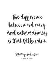 Jimmy Johnson quote | via French By Design