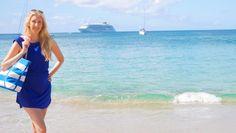 Was gehört in den Koffer für die #Karibik #Kreuzfahrt?