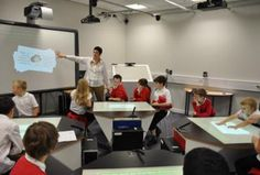 Classroom Of The Future - Technology News - The Promethean Interactive Whiteboard - ActivBoard