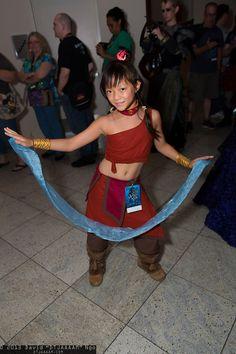 katara dcon13 sun katara costumeavatar cosplaycosplay dresscosplay costumeshalloween
