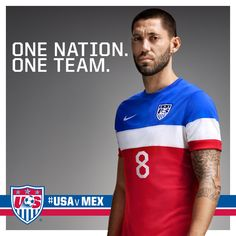 US Soccer - Jersey unveil 2014 Clint Dempsey 77f06a1a0