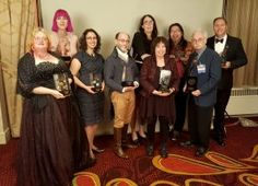 Congratulations to all of the award winners on May 20th, 2017 for the 2016 Nebula Science Fiction & Fantasy Awards