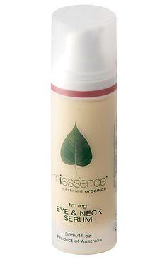 Miessence Firming Eye & Neck Serum. $37.80