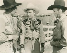 "sUNSET IN THE WEST ROY ROGERS | in ""Song of Texas"", 1943"