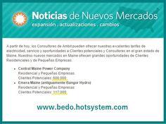 Nuevos Mercados se abren a la Oportunidad http://bedo.myambit.com/start-a-business/energy-526