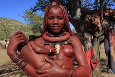 Tribe in Africa where the birth date of a child is counted not from when they were born
