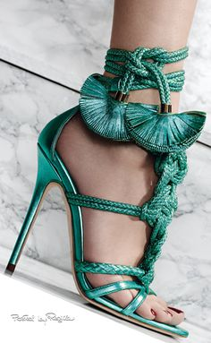 ❤︎†  Regilla ⚜ Brian Atwood ✦ Teal Essence by Shelly ✦ from my board✦ https://www.pinterest.com/sclarkjordan/teal-essence-by-shelly/