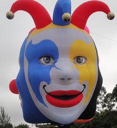 Welcome pilot Ricardo Almeida of Brazil! Here is his special shape, Triple Clown