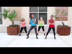 """""""Bundelele"""" by Awilo Longomba Zumba ™ Fitness Choreography with DJ - YouTube"""