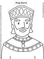 King david study on pinterest david bible and solomon for King david coloring pages free
