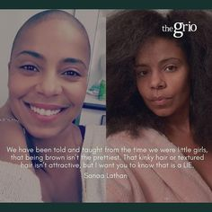 "theGrio on Instagram: ""Actress @SanaaLathan took to Instagram to show off a head full of hair three years after she shaved her head for her role in…"" I Want You, Things I Want, Shave Her Head, Sanaa Lathan, Kinky Hair, Textured Hair, Shaving, Actresses, Teaching"