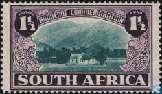 1939 South Africa - Huguenot memorial celebration (English)