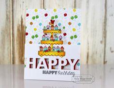 Happy, Happy Birthday By Keia Shipp-Smith*