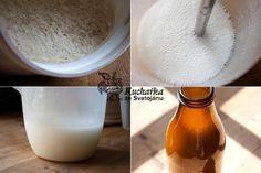 Recepty na výrobu rastlinného mlieka