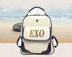 EXO XOXO School Bag/Backpack http://kpopmerchandiseworld.com/product/exo-xoxo-school-bagbackpack http://kpopmerchandiseworld.com/