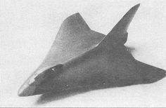 Че-22 Flying Wing, Fighter Jets, Aircraft, Vehicles, Planes, Aviation, Car, Airplane, Airplanes
