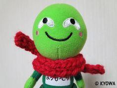 赤い~マフリャ~♪|まりもっこりオフィシャルブログ「ミナミナまりもっこり」Powered by Ameba #marimokkori #item