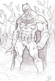 BATMAN by vandalocomics on DeviantArt