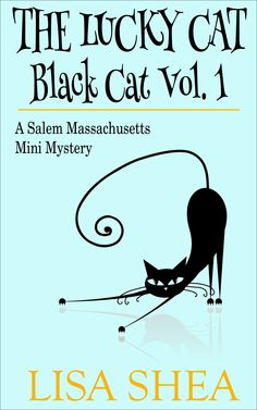 Kathy Taylor had weathered eight rough years as a black female police officer in Boston - but enough was enough. She turned in her badge, moved up north, and set up shop as a private investigator in historic Salem, Massachusetts. Now she's surrounded by Wiccans and herbalists, by crystal shops and psychic pizza-deliverymen.   And her first client has just stepped in the door.   http://www.amazon.com/Lucky-Cat-Black-Massachusetts-Mystery-ebook/dp/B00O3841BO/