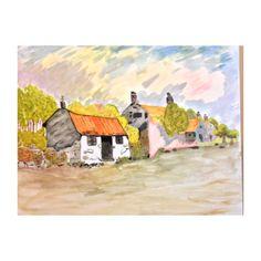 La casa painting by Helen