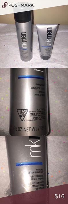 NWT! MK bundle! Shave gel & cooling after shave! NWT! MK bundle! Shave gel & cooling after shave! Mary Kay Other