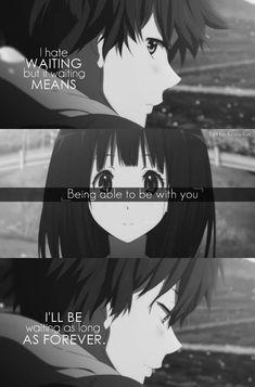 Anime: Hyouka.