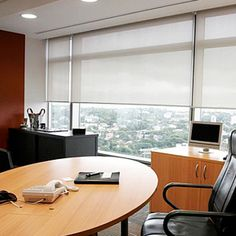 Sun Control Roller Shades. #atlastwindowcoverings