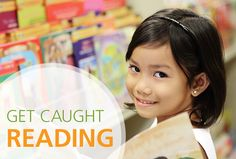 18 Best Get Caught Reading images in 2016   Reading, Books