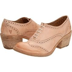 No results for Frye maggie oxford blush vachetta Blush Heels, Oxford Heels, Brogues, Me Too Shoes, Fit Women, Summer Outfits, Dress Shoes, Lace Up, Pumps