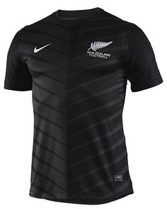 824139f4967 Nike Soccer New Zealand National Team 2012 2013 Away Kit