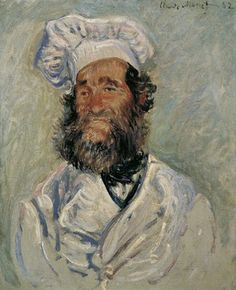 Claude Monet, Koch (Monsieur Paul), 1882 | ©  © Belvedere, Wien